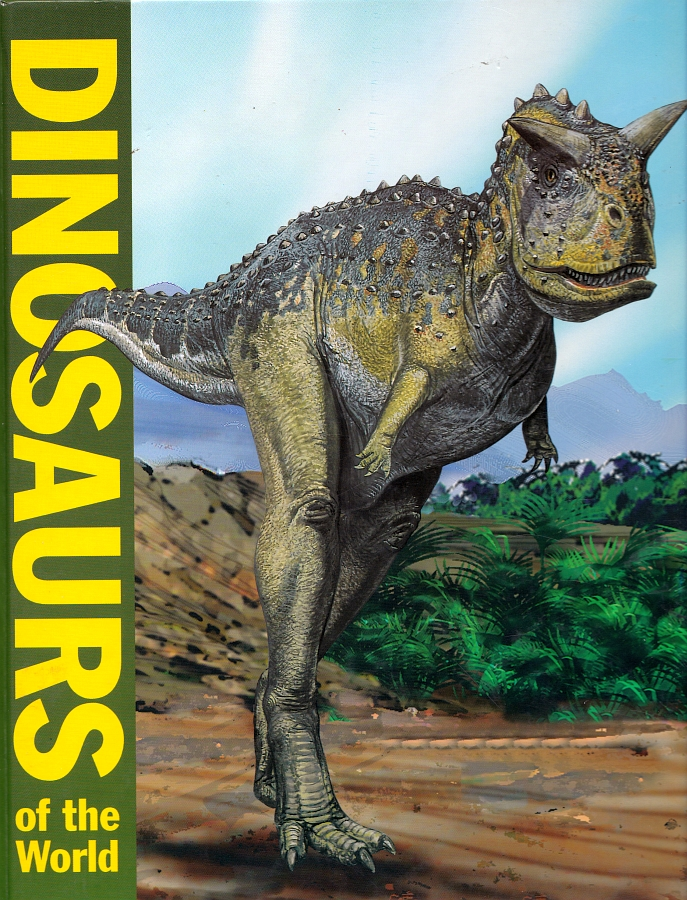 Dinosaurs of the World cover