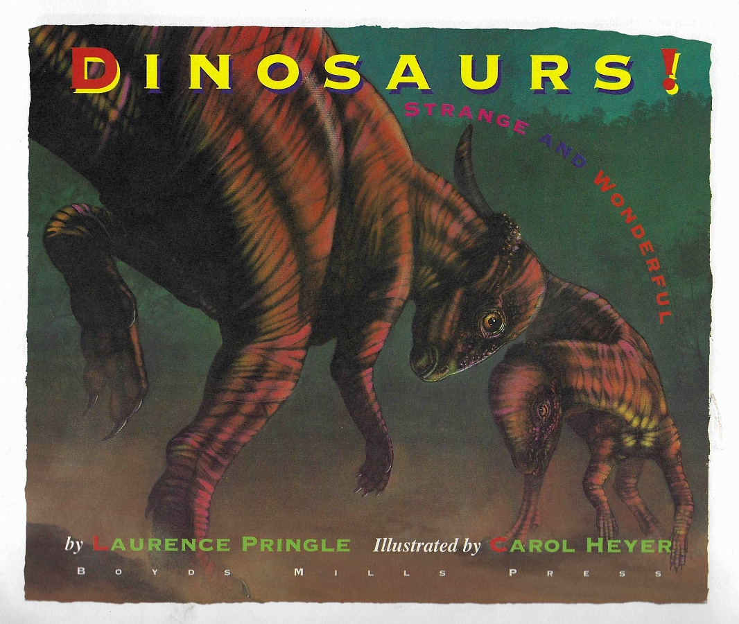 Dinosaurs! Strange and Wonderful cover