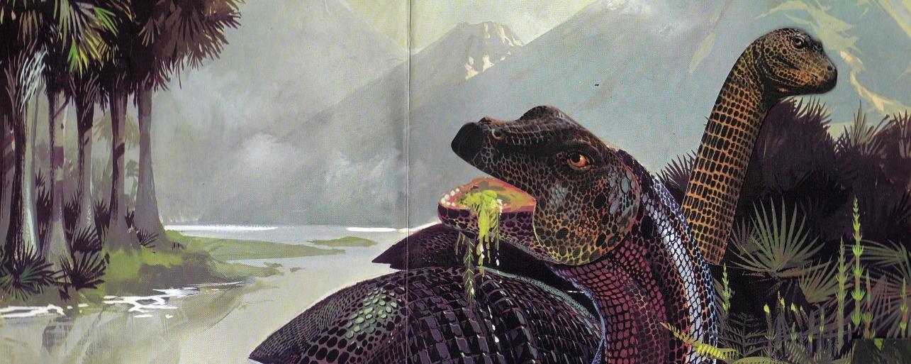Brontosaurs