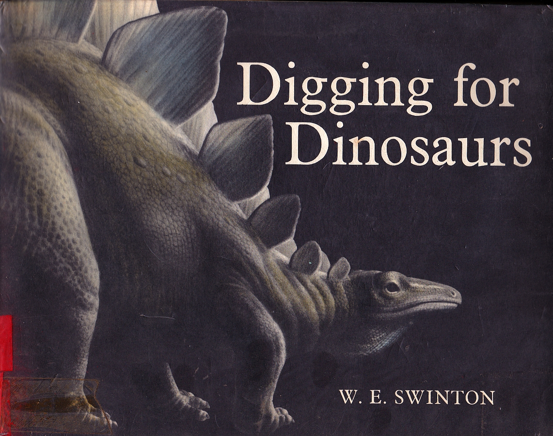 Digging for Dinosaurs cover