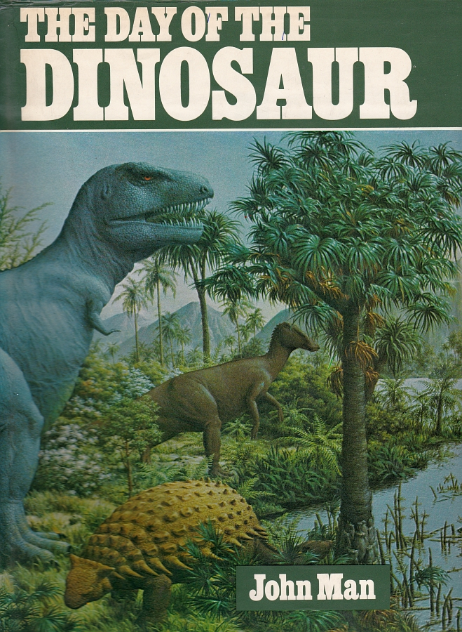 The Day of the Dinosaur dust jacket