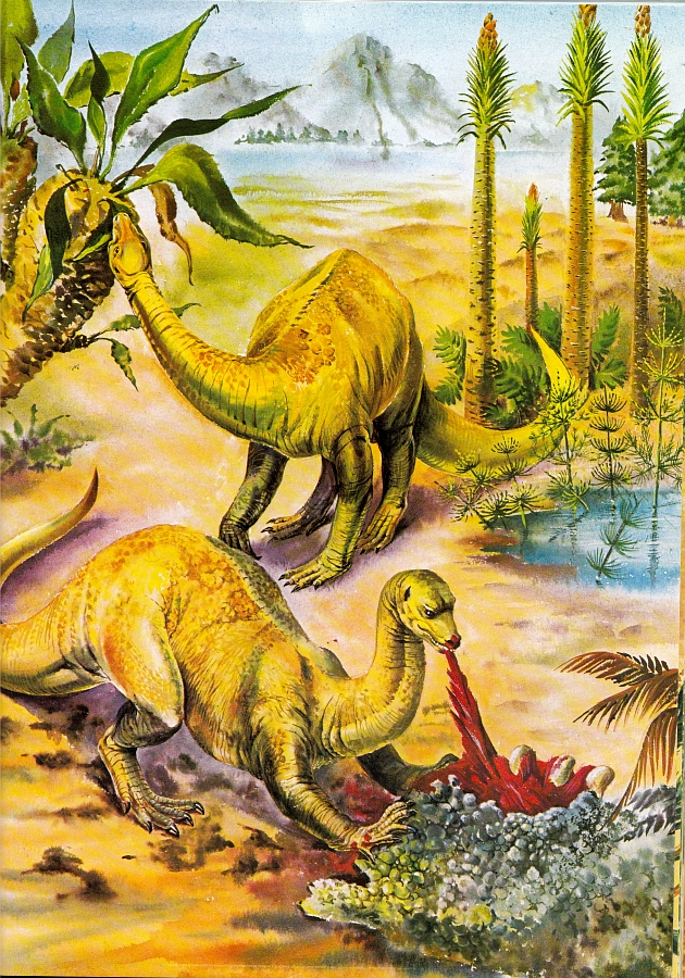 Thecodontosaurus by Mary Lacey