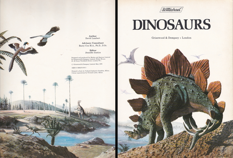 Dinosaurs - St Michael