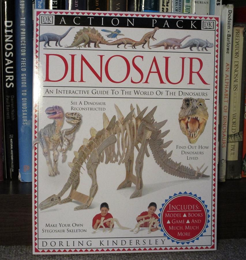 DK Dinosaur Action Pack