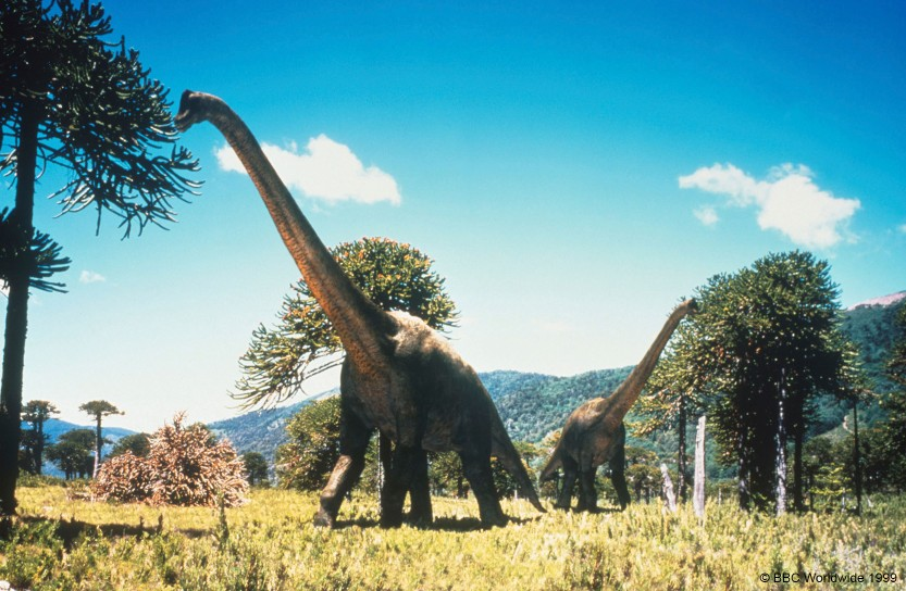 Walking With Dinosaurs Brachiosaurus