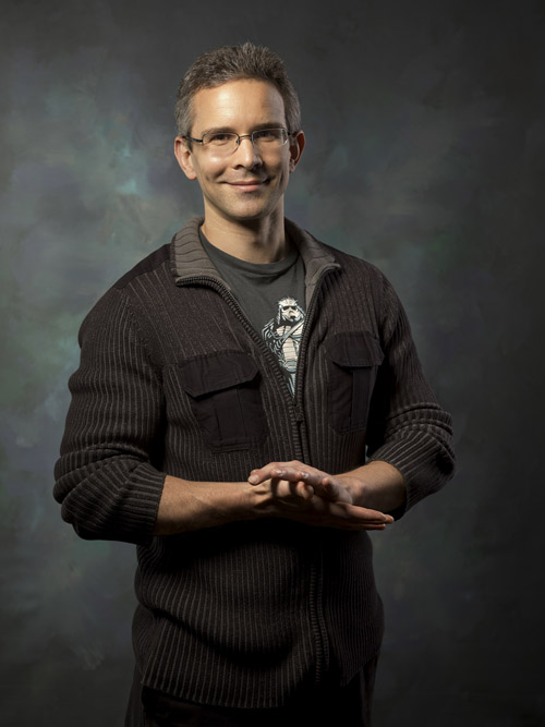 Image of David Silva, founder of Creative Beast Studio