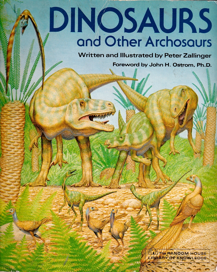 Dinosaurs and Other Archosaurs cover