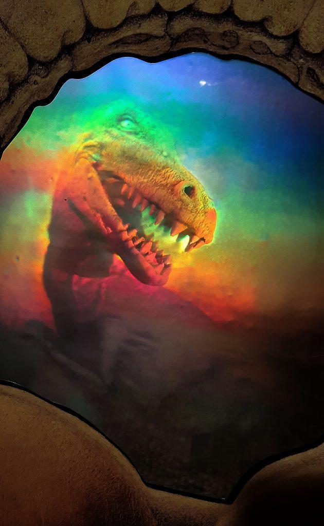 Spooky T. rex #3