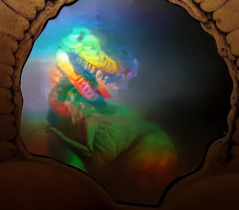 Spooky T. rex #1