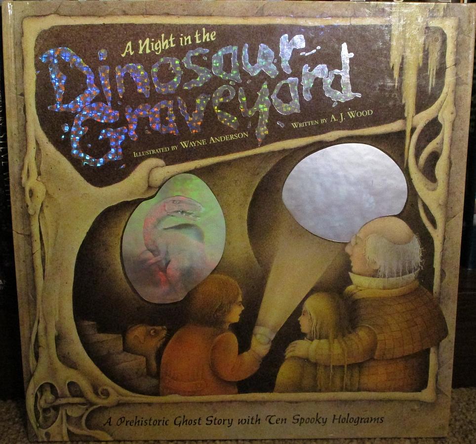 Dinosaur Graveyard cover
