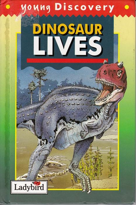 Dinosaur Lives cover
