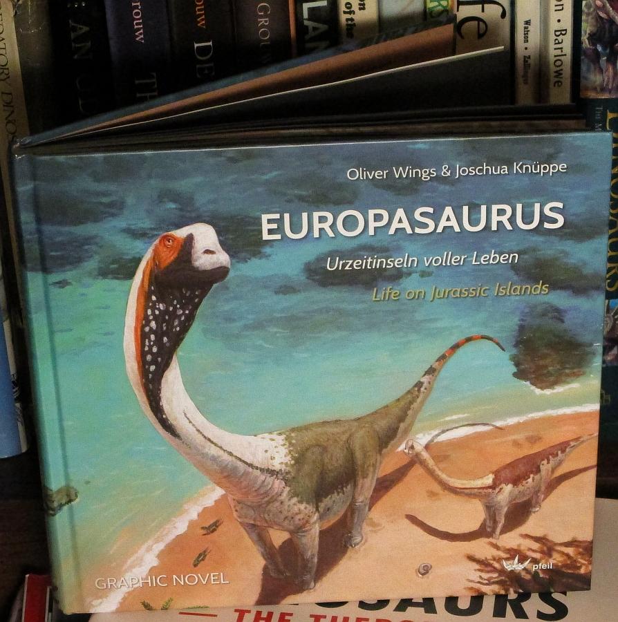 Europasaurus book