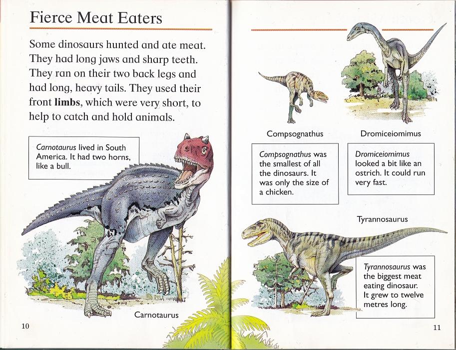 Fierce Meat Eaters
