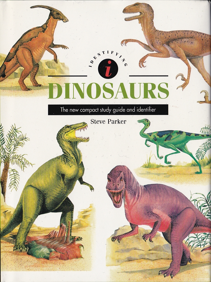 Identifying Dinosaurs cover
