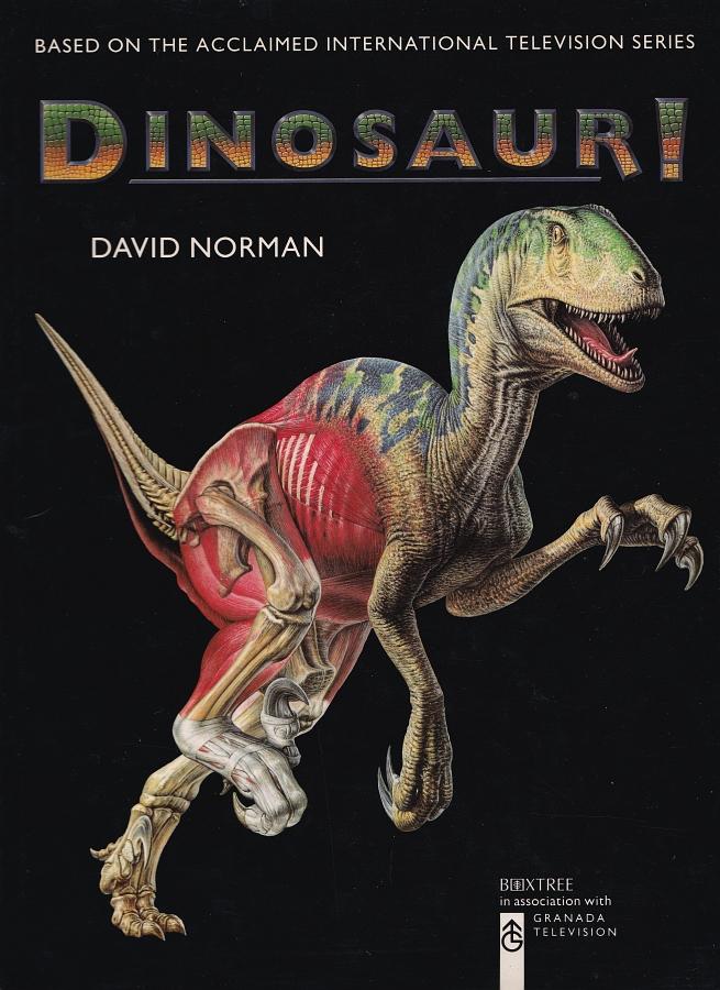 Dinosaur! cover