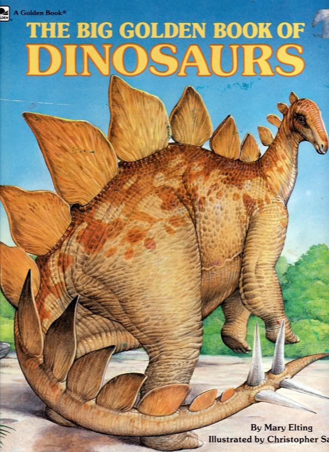 Big Golden Book 1988 - Cover