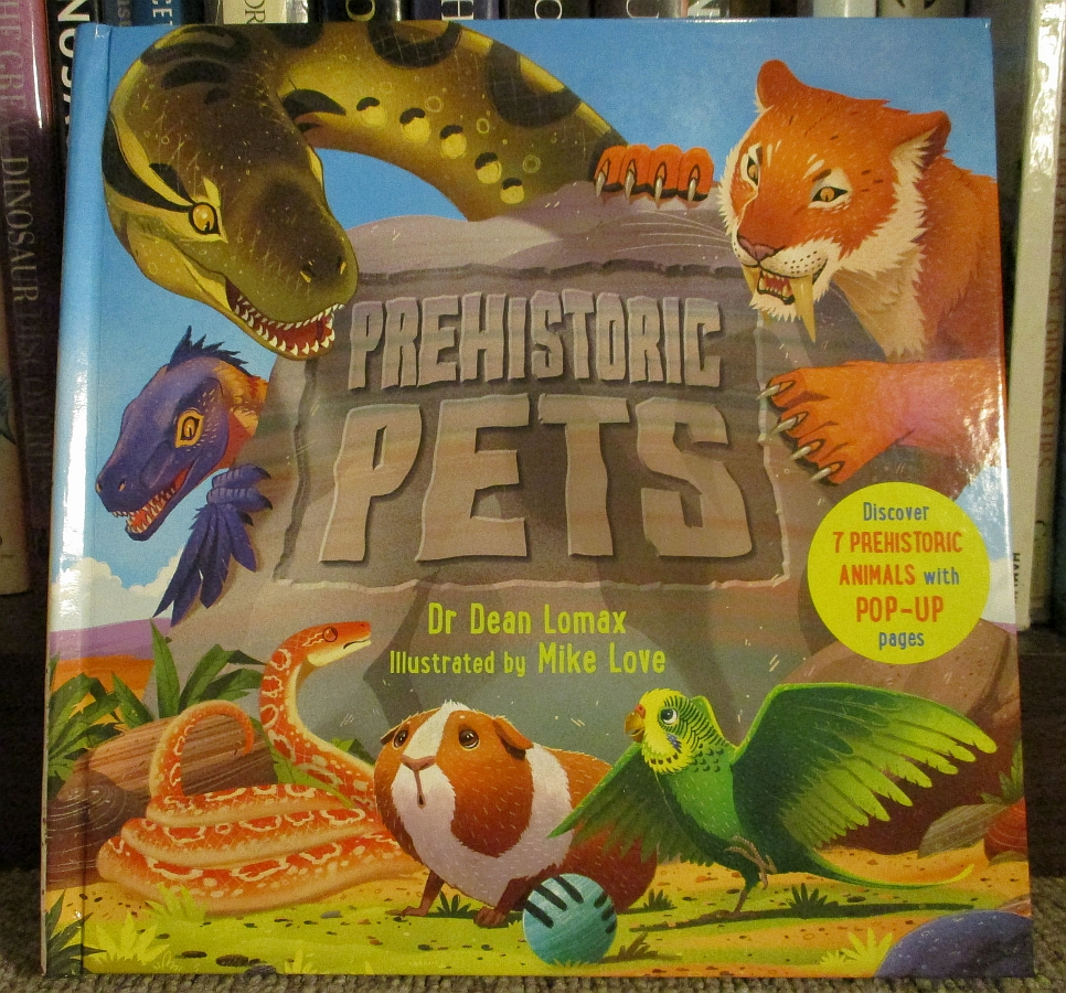 Prehistoric Pets cover