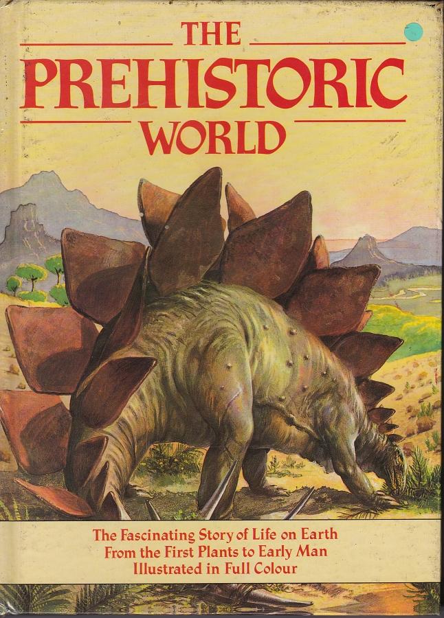 The Prehistoric World - cover